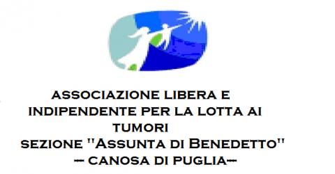 """REGISTRO TUMORI – Associazione Libera e Indipendente per la Lotta ai Tumori """"Assunta Di Benedetto"""""""