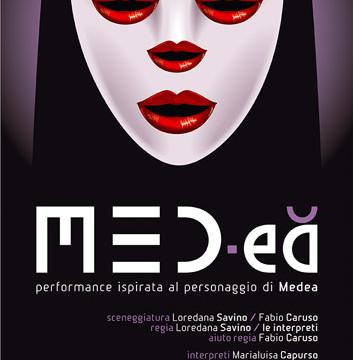 MED-ea in scena il 5 gennaio nella Canosa sotterranea
