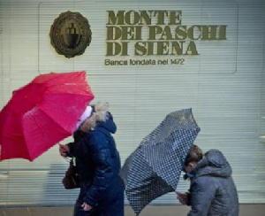 Abbiamo pagato l'Imu a Monti per salvare il MPS?