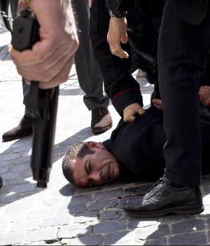 Voleva uccidere i politici:  Luigi Preiti, 49 anni, incensurato, separato e disoccupato