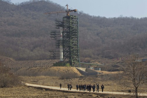 Razzo nordkoreano