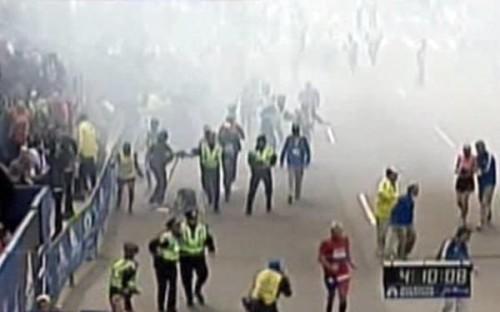 maratona Boston esplosioni