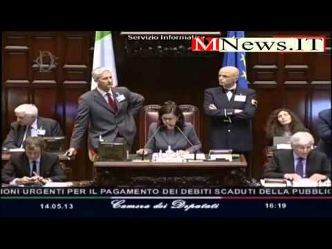"Brunetta attacca Boldrini: ""Usa due pesi e due misure"""