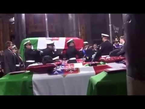 Funerali di Stato a Genova