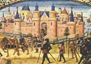 Il castello dei Sanseverino di Bisignano