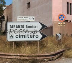 Taranto quartiere tamburi: cimitero dell'ambiente