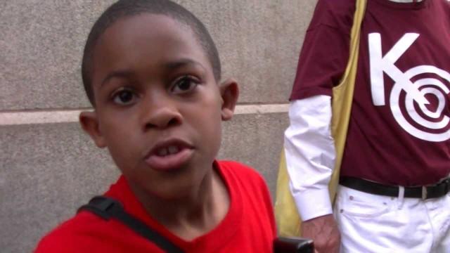 Asean Johnson, 9 anni, il nuovo Obama!