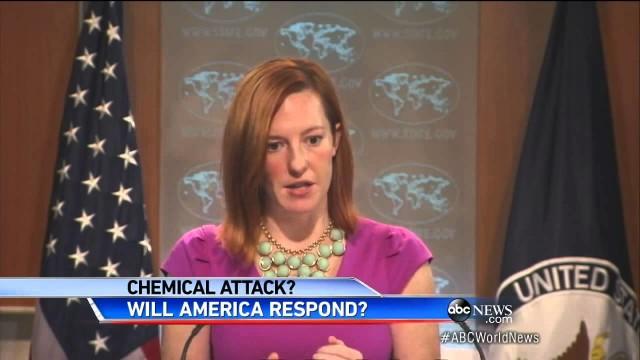 Stati Uniti, Regno Unito, Francia spingono per la risposta alla Siria sull'uso delle armi chimiche  e le indagini ritardate dell'ONU