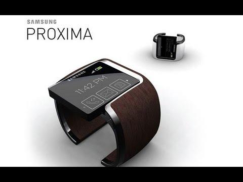 """Sansung lancia il nuovo """"Galaxy Gear smartwatch"""" alla fiera delle nuove tecnologie di Berlino"""