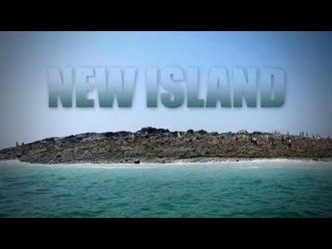 Emerge nuova isola dopo il terremoto del 24 Settembre 2013 in Pakistan