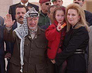 La famiglia Arafat