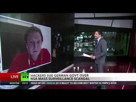 Angela Merkel ed il governo tedesco citati per favoreggiamento dello spionaggio informatico