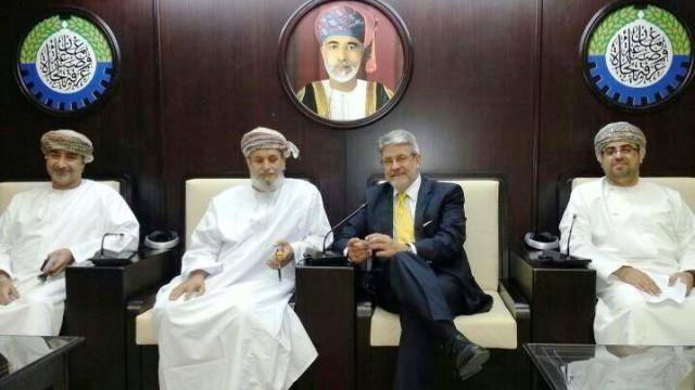 Oman ed Italia: collaborazione nella filiera ittica ed agroalimentare