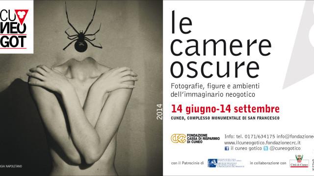 Le camere oscure:Il neogotico in provincia di Cuneo