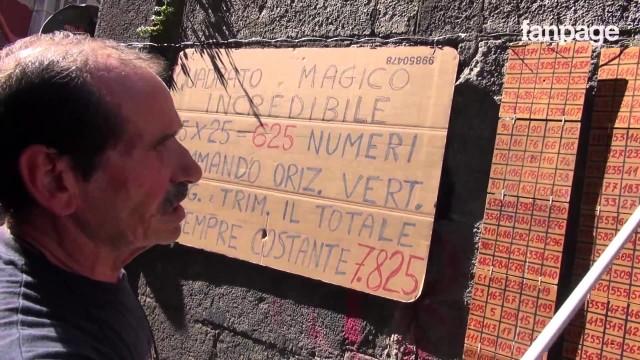 Il genio della matematica napoletano