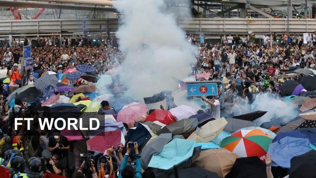 Hong Kong: protesta per la democrazia
