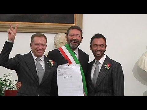 NOZZE GAY, il prefetto ordina al sindaco di Roma di cancellare le trascrizioni