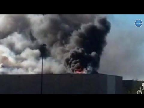 TEXAS, piccolo aereo si schianta nell'aeroporto 2 morti e 5 dispersi