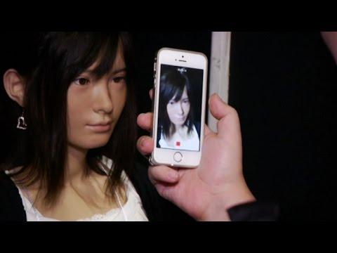 L'androide che prova sentimenti: Tokyo Genius Expo 2014