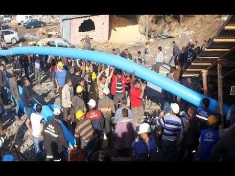 Turchia: crollo in miniera 18 intrappolati