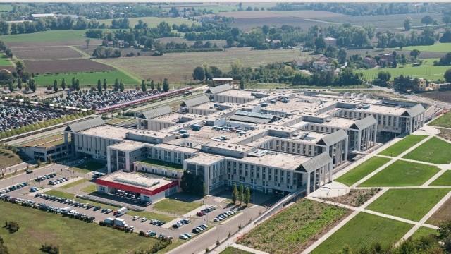 Modena Ospedale di Baggiovara: paziente ritrovato mummificato dopo 3 anni