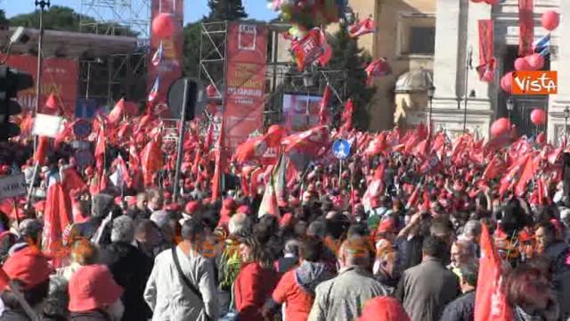 1 milione in piazza contro Renzi