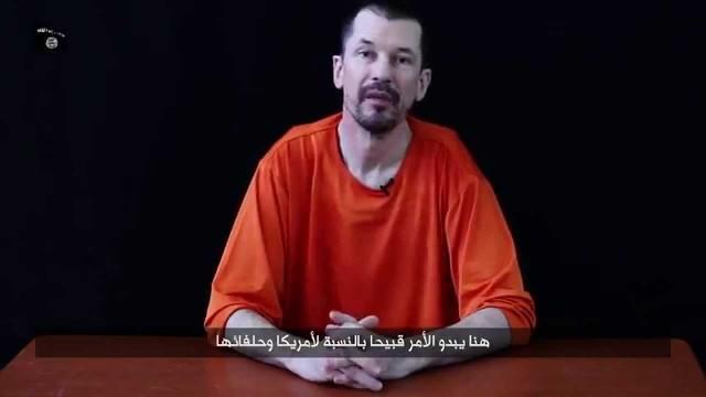 Il quinto video di Isis con John Cantlie sugli ostaggi