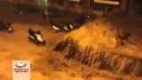 Genova, il fiume esonda tra la disperazione dei residenti