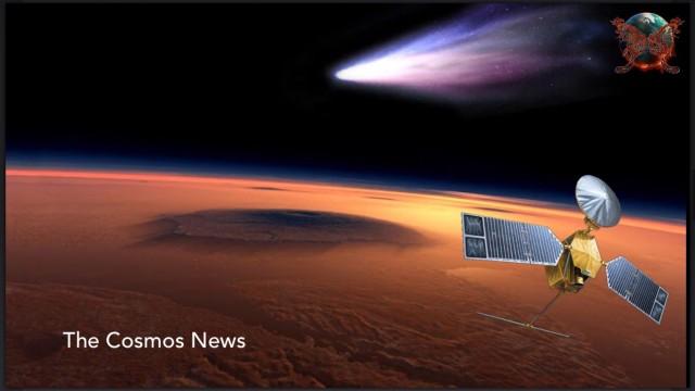 19 Ottobre 2014: una cometa sfiorerà il pianeta rosso