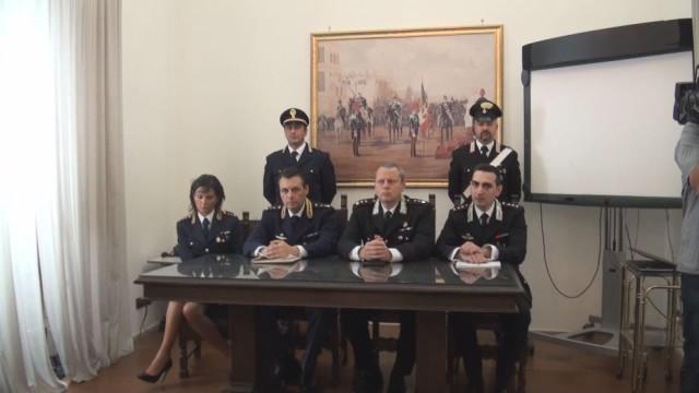 """""""Arancia Meccanica"""" sgominata a Roma"""