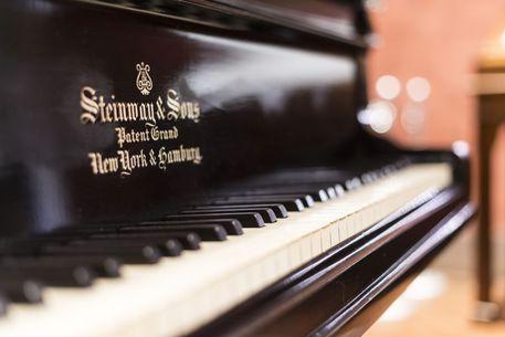 Torna a suonare lo Steinway&Sons di Puccini