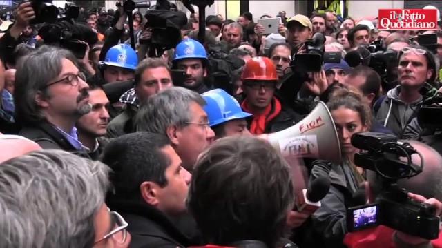 Landini: lo sciopero continua