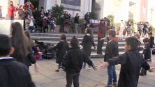 Shoah, flash mob per non dimenticare
