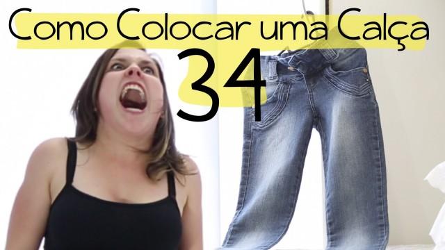 Come indossare una taglia 34