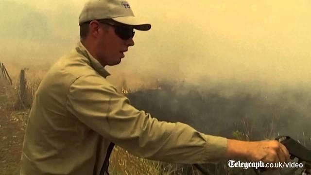 Australia: migliaia in fuga dalla furia degli incendi