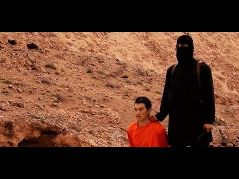 ISIS decapita il reporter giapponese Kenji Goto Jogo