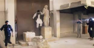 Isis, lo scempio dell'arte a Mosul