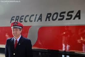 """Roma, Totti """"capotreno"""" sul Frecciarossa"""