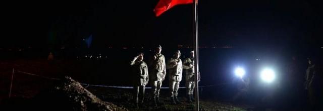 L'esercito turco perde terreno in Siria di fronte all'avanzata dell'ISIS