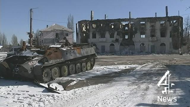Ucraina: dopo gli accordi di Minsk i combattimenti continuano