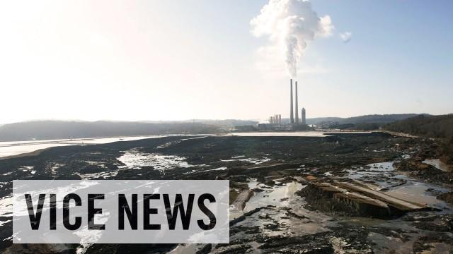 Rifiuti tossici negli Stati Uniti: Le  ceneri di carbone