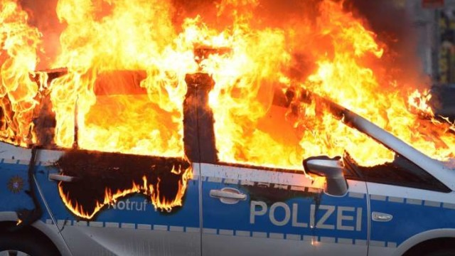 Francoforte: sotto assedio la nuova sede della BCE