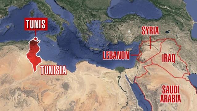 ISIS: Tunisi attack