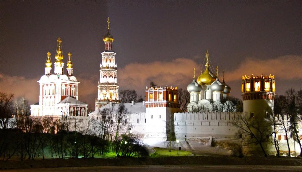 Il monastero di Novodevichy è patrimonio dell'umanità Unesco
