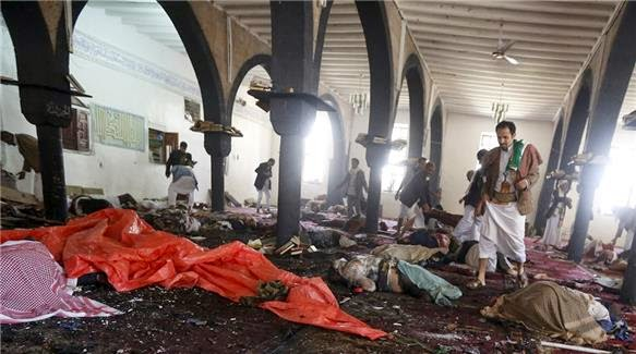 Yemen: a Sanaa massacro in tre moschee