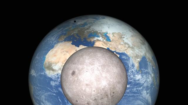 20 Marzo 2015: eclissi di sole durante l'equinozio di primavera
