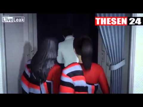 Volo Germanwings 4U9525: il video di un passeggero a bordo