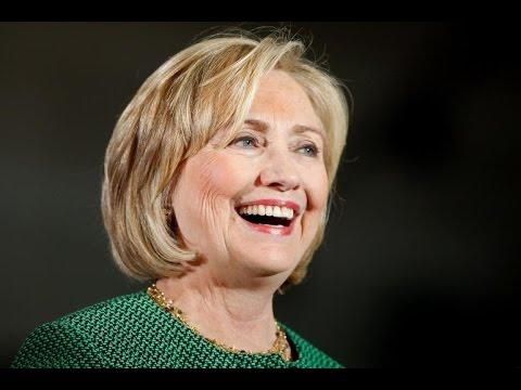 Hillary Clinton domani annuncerà la candidatura alla Casa Bianca
