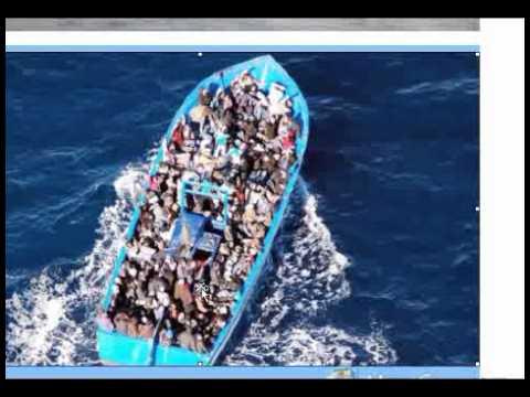 Naufragio migranti: si temono 700 circa vittime