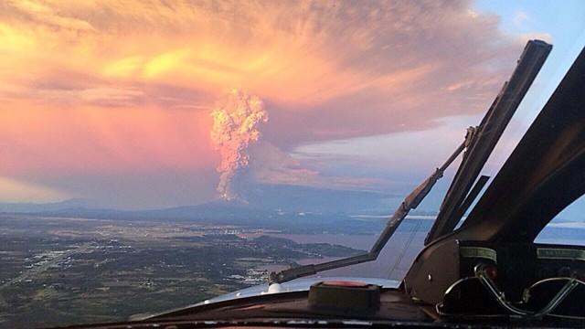 Dopo 43 anni, si sveglia il vulcano Calbuco in Cile